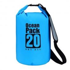 Водонепроницаемая сумка-рюкзак Ocean Pack 20 L