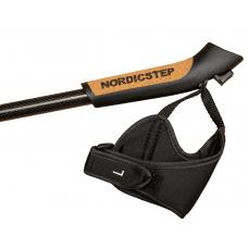 Палки для скандинавской ходьбы NordicStep 3K 100% Carbon