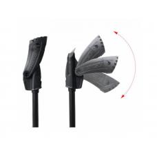 Палки для скандинавской ходьбы Exel Nordic Pro Curve 100% Carbon